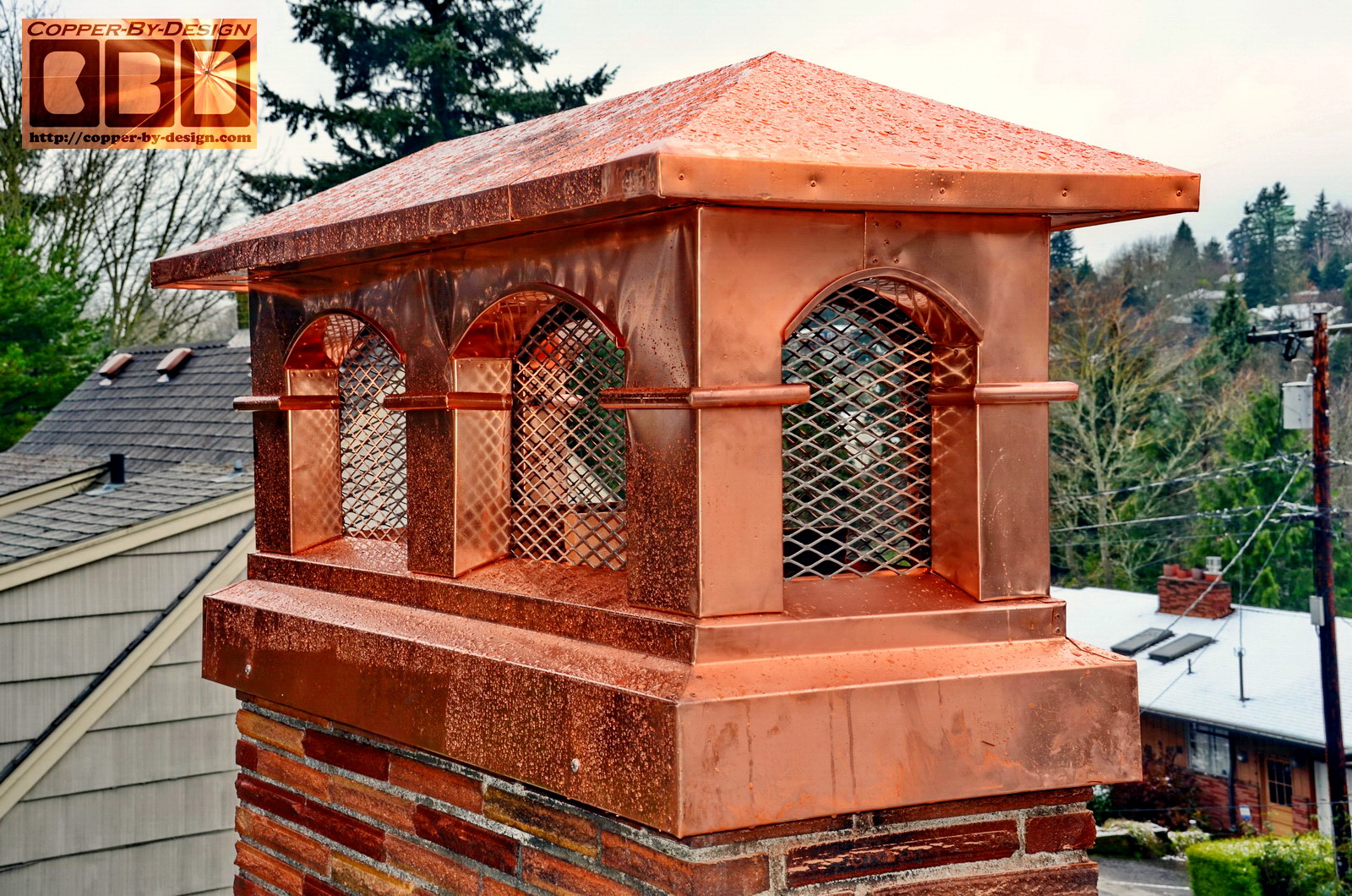 Chimney Cap Design Oregon