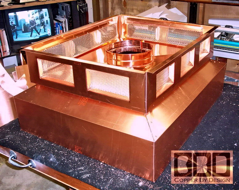 Cbd S Smith Copper Cap Fabrication Photopage