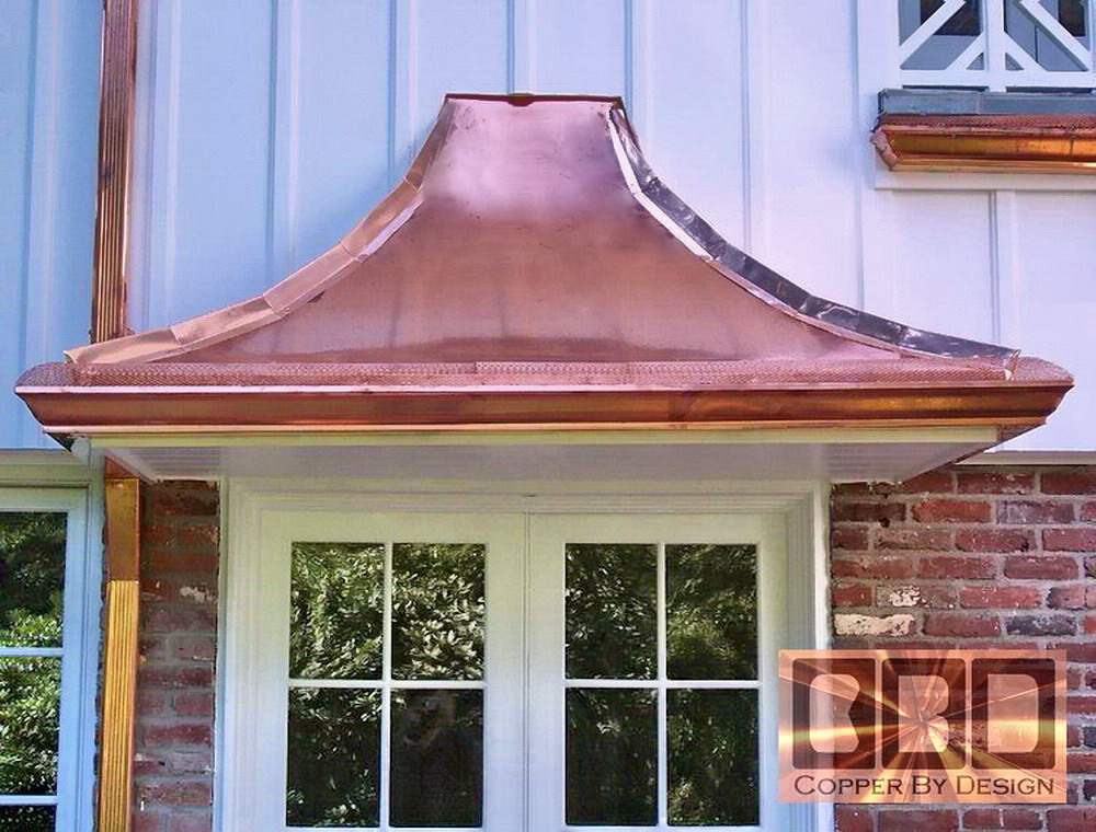 Cbd S Copper Curved Awning Photopage Part 2