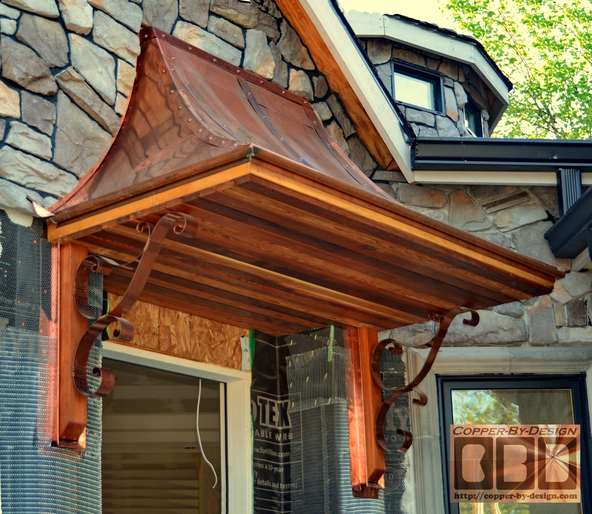 Cbd S Custom Copper Roof Covering Pages
