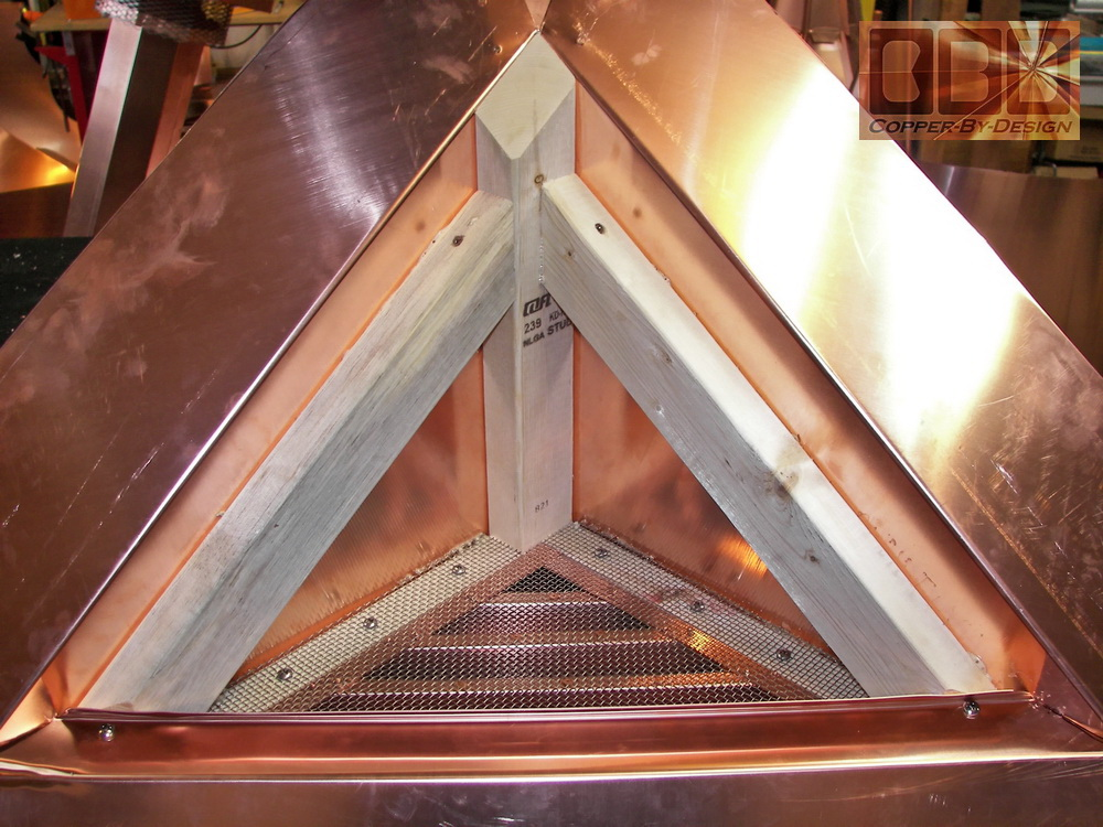 Cbd S Custom Copper Roof Flashing Amp Vents Page