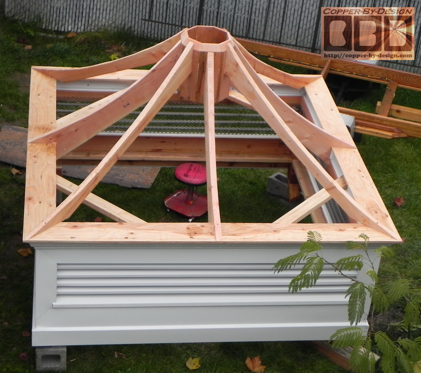 Cbd S Edwards Custom Harwood Deck Amp Pergola Work Page