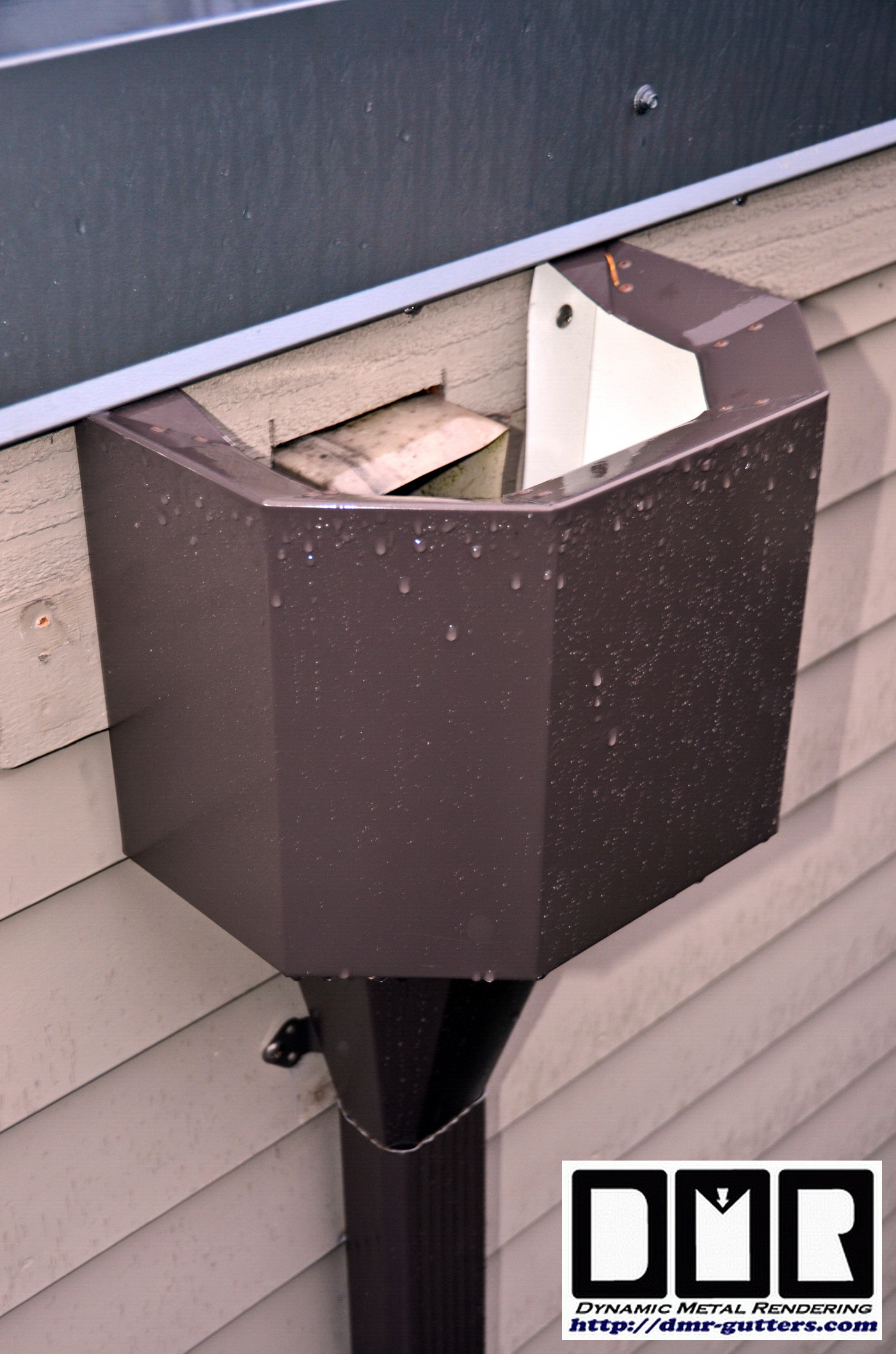 Roof Scupper Cost Amp Scuppers Are Roof Drains On The Edge