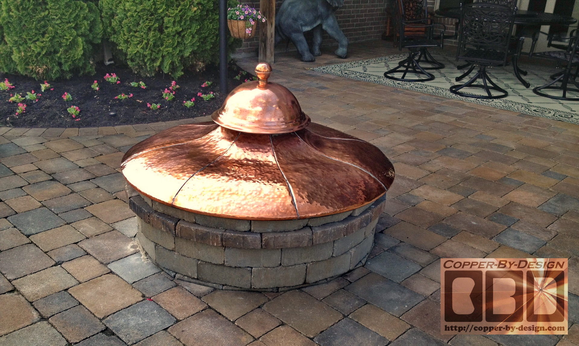 Cbd S Van Der Merwe Vented Fire Pit Cover Page