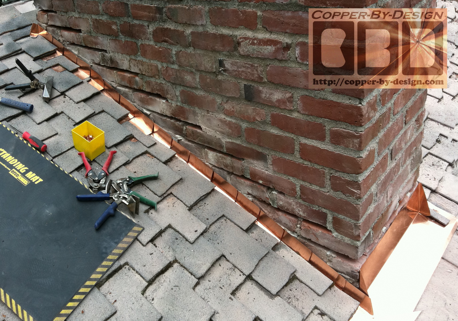 Cbd S Chimney Flashing Photopage