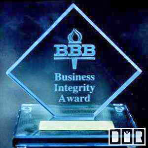 1998 Better Business Award